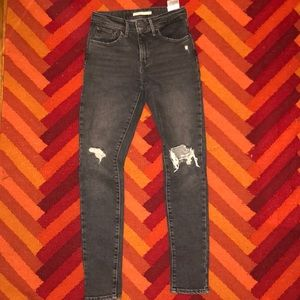 Levi High Rise Jeans